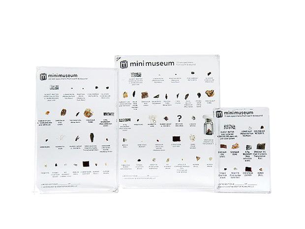 Инвентарь: Карманный набор окаменелостей Mini Museum. Изображение № 1.