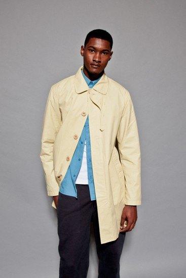 Марка YMC опубликовала лукбук весенней коллекции одежды. Изображение № 9.