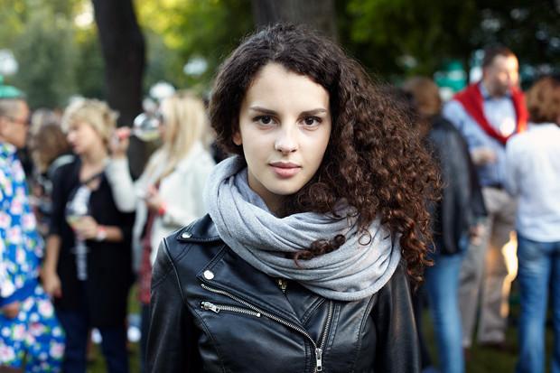 Красивые девушки на выступлении M.I.A.. Изображение № 7.