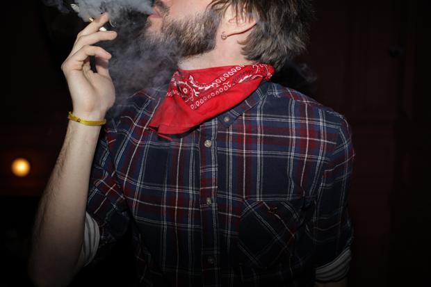 Детали: Репортаж с вечеринки Punk Yard в клубе «Солянка». Изображение № 11.