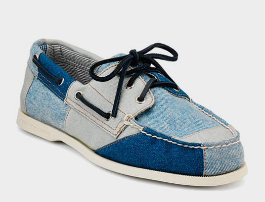 Марки Band of Outsiders и Sperry Top-Sider выпустили совместную коллекцию обуви. Изображение № 4.