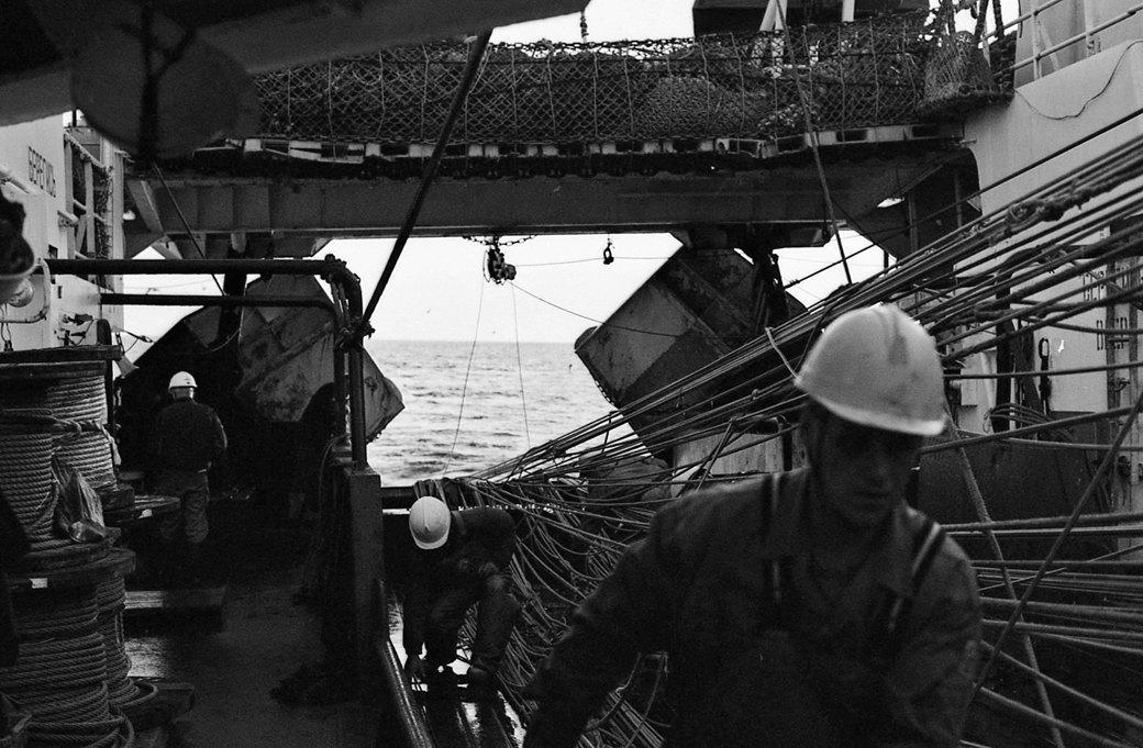 Как я бросил всё ради работы на морском судне. Изображение № 30.
