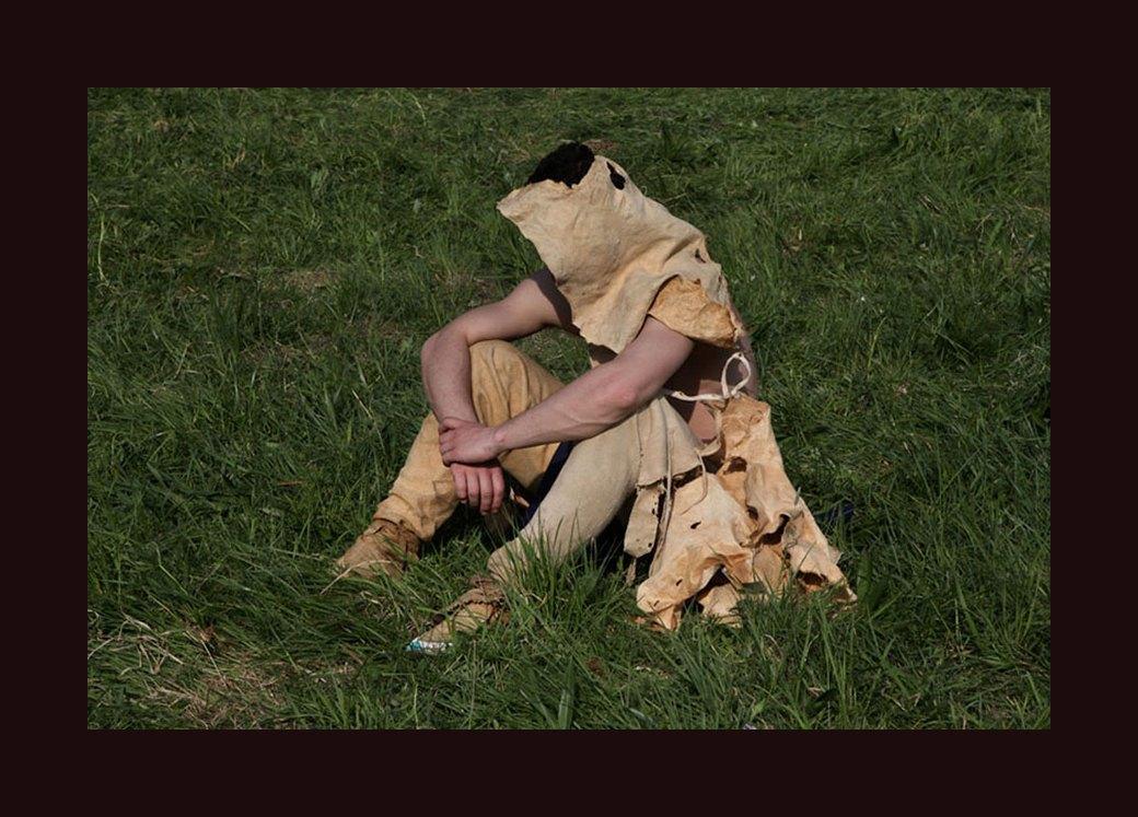Фотопроект: Как убежать от реальности, став индейцем. Изображение № 14.