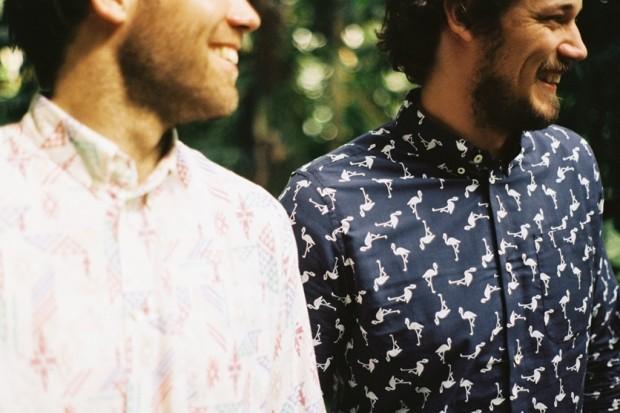 Марка A Kind of Guise выпустила лукбук новой коллекции рубашек. Изображение № 9.