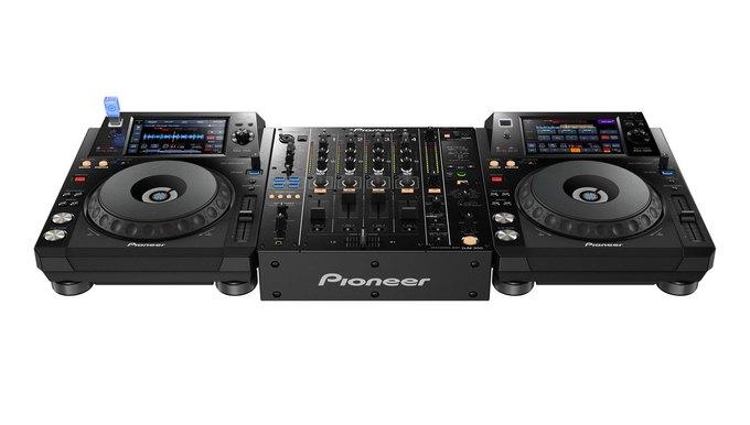 Pioneer выпустили первый DJ-проигрыватель только для флешек. Изображение № 1.
