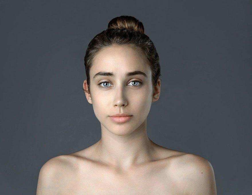 Как отличаются стандарты женской красоты в разных странах . Изображение № 5.