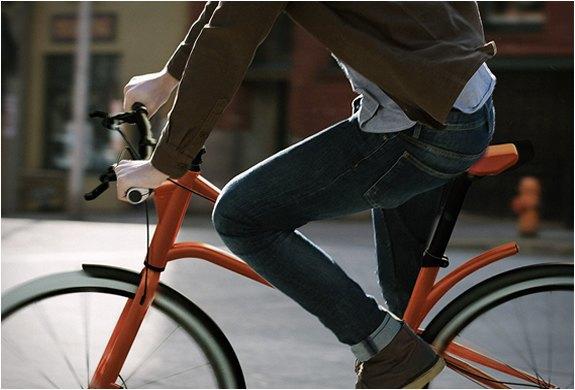 Велофирма CYLO представила новый городской байк. Изображение № 7.