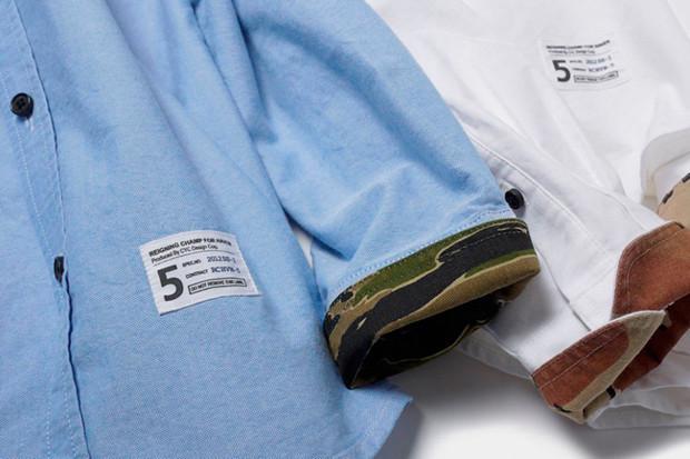 Марка Reigning Champ и магазин Haven выпустили совместную коллекцию одежды. Изображение № 12.