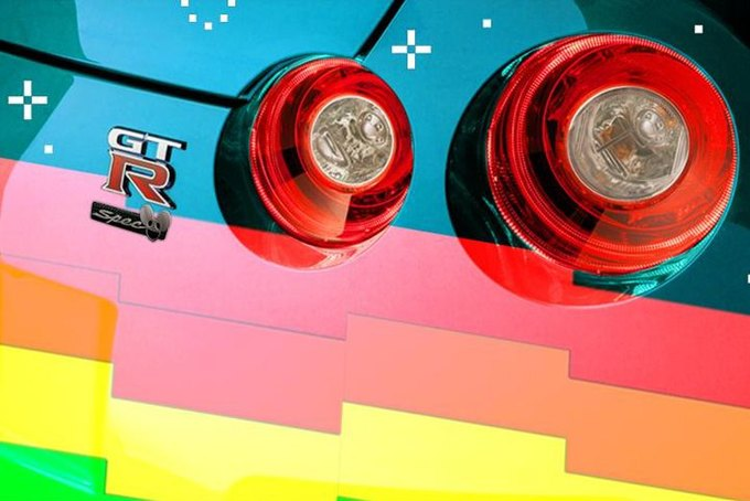 Nissan предложили Deadmau5 новый Nyan Cat взамен Ferrari. Изображение № 2.