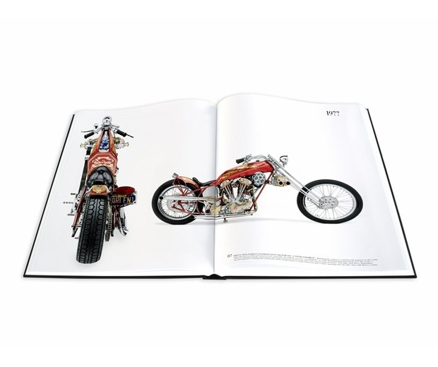 Вышла книга The Impossible Collection of Motorcycles. Изображение № 14.