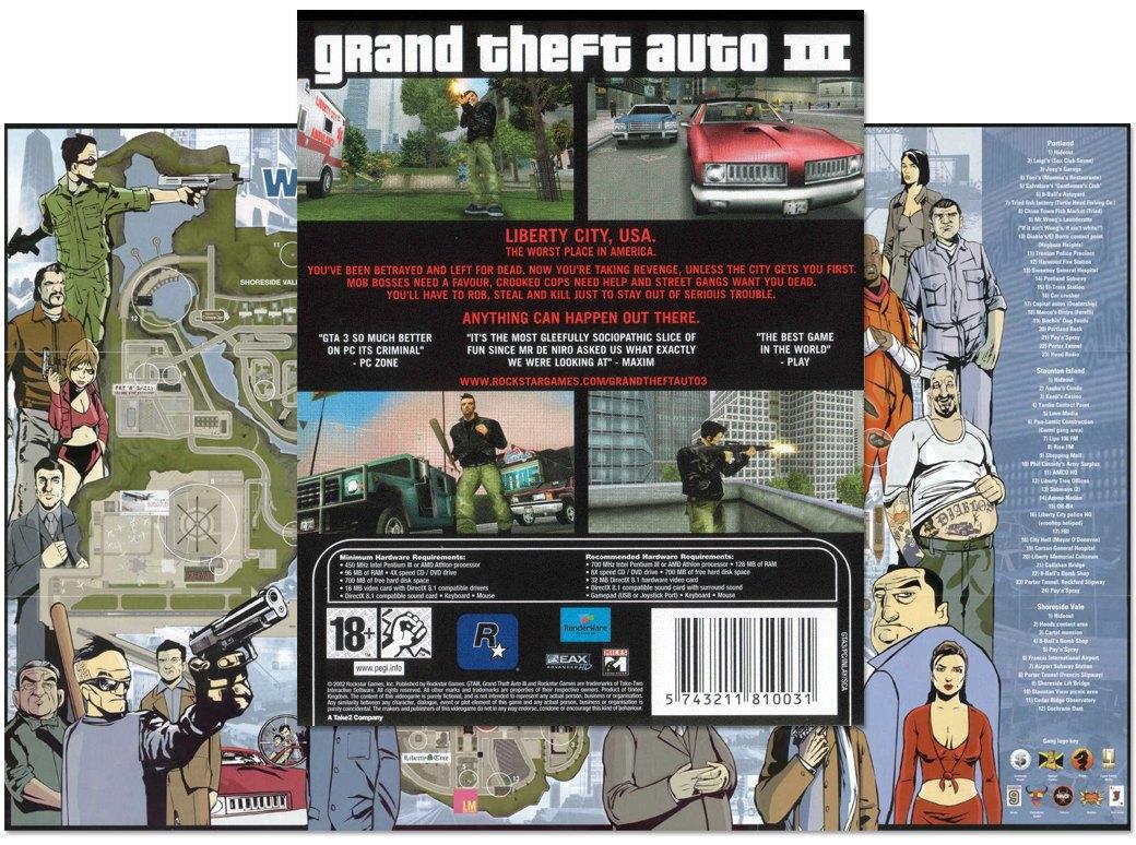 Воруй-убивай: Эволюция серии игр GTA. Изображение № 13.
