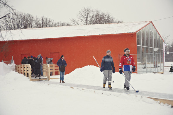 Репортаж с хоккейного турнира магазина Fott. Изображение № 35.