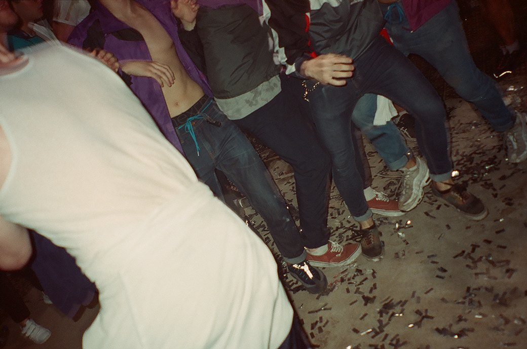 Фоторепортаж: Вторая «Скотобойня» в Переведеновском переулке. Изображение № 22.