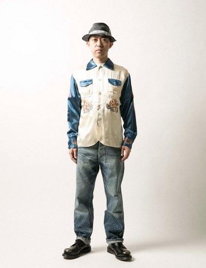 Японская марка Human Made опубликовала лукбук весенней коллекции одежды. Изображение № 13.