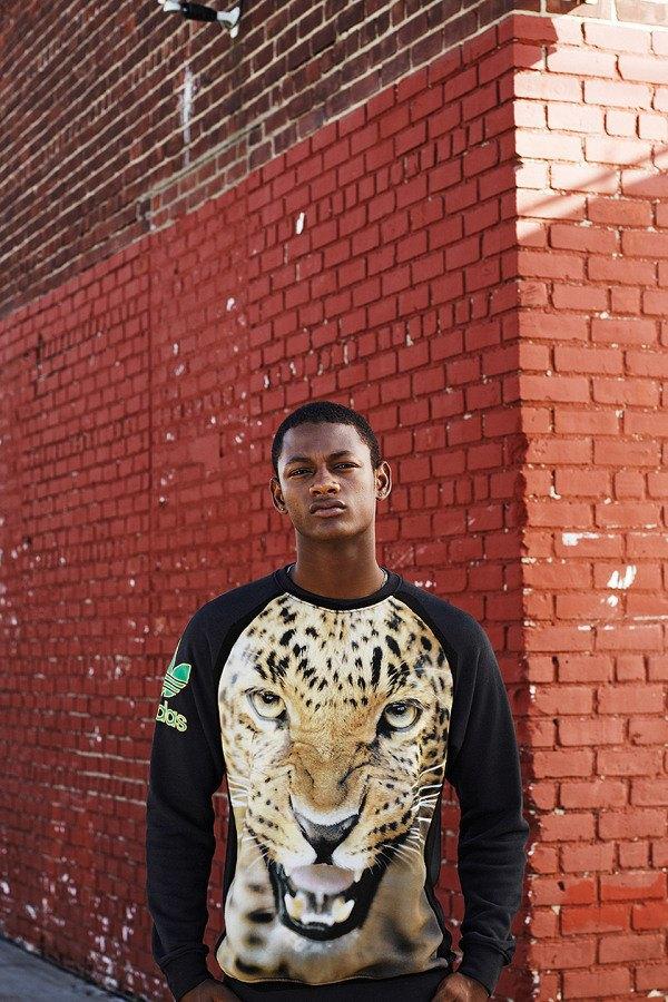 Adidas Originals выпустили лукбук новой весенней коллекции. Изображение № 9.
