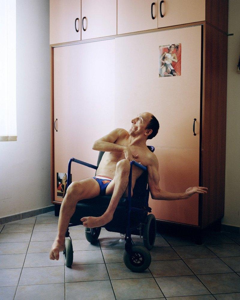 Фотопроект: Сексуальность людей с ограниченными возможностями. Изображение № 5.