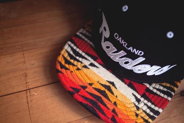 Genesis Project совместно с Pendleton выпустили коллекцию кепок с символикой команд НБА. Изображение № 14.