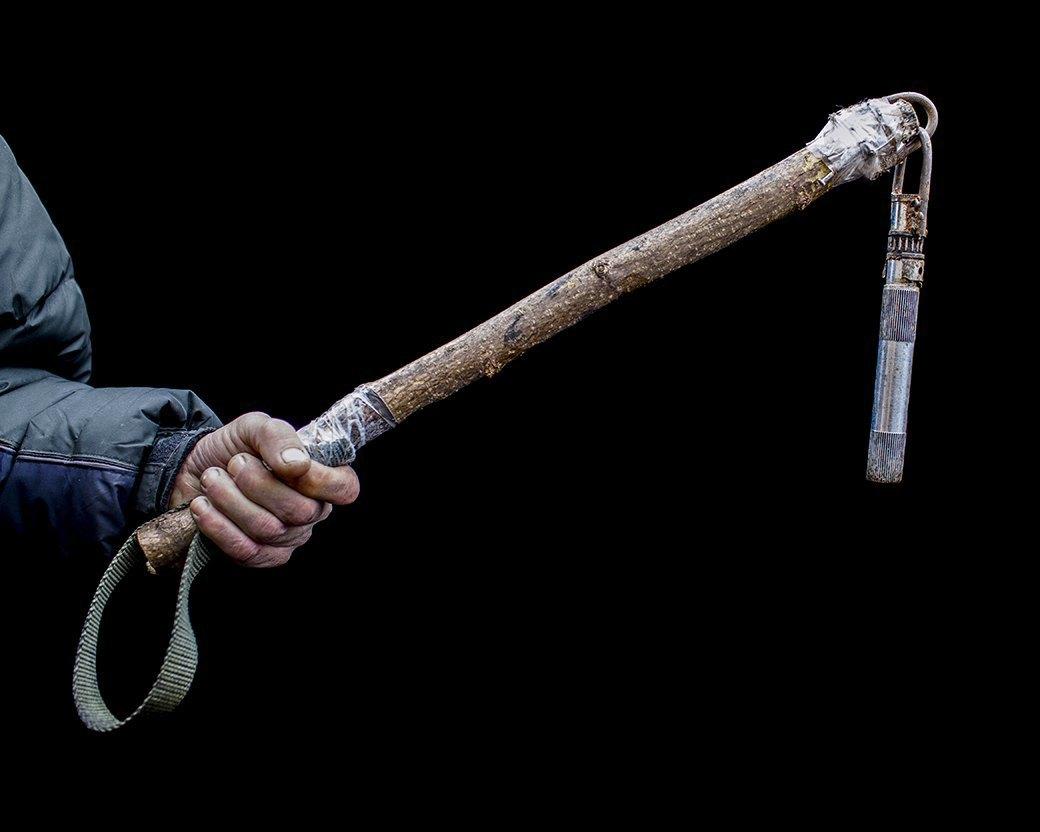 Фотопроект: Самодельное оружие украинской революции. Изображение № 3.