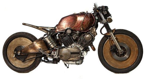Мастерская Deus Ex Machina устроила голосование за свой лучший кастомный мотоцикл. Изображение № 4.