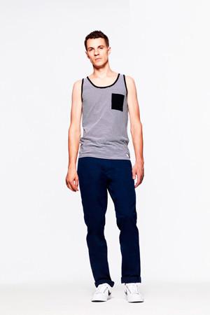 Saturdays Surf NYC выпустили лукбук весенней коллекции одежды. Изображение № 4.