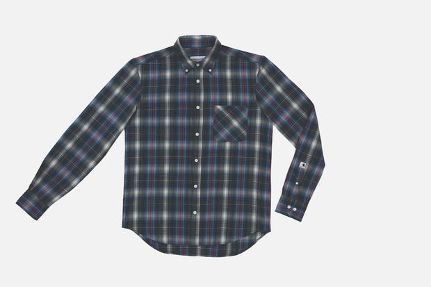 Дизайнер Адам Киммел и марка Carhartt выпустили новую совместную коллекцию одежды. Изображение № 7.