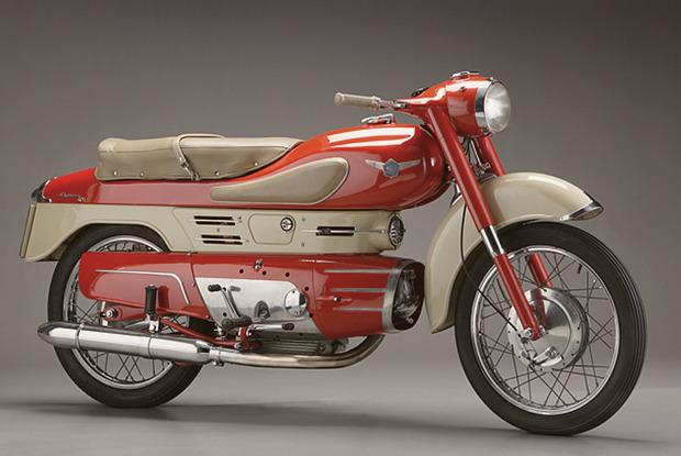 Сумасшедший гений: 10 самых странных и недооцененных мотоциклов. Изображение № 8.