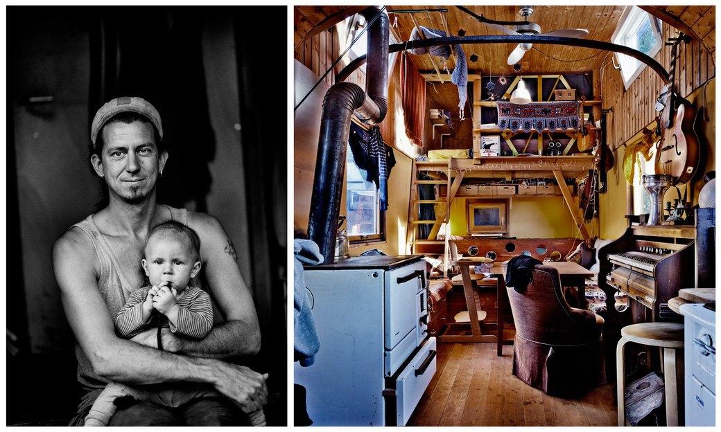 Квартира на колёсах: Как живут люди, отказавшиеся от комфорта традиционных домов. Изображение № 3.