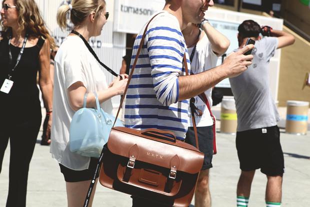 Детали: Репортаж с выставки мужской одежды Pitti Uomo. День заключительный. Изображение № 13.