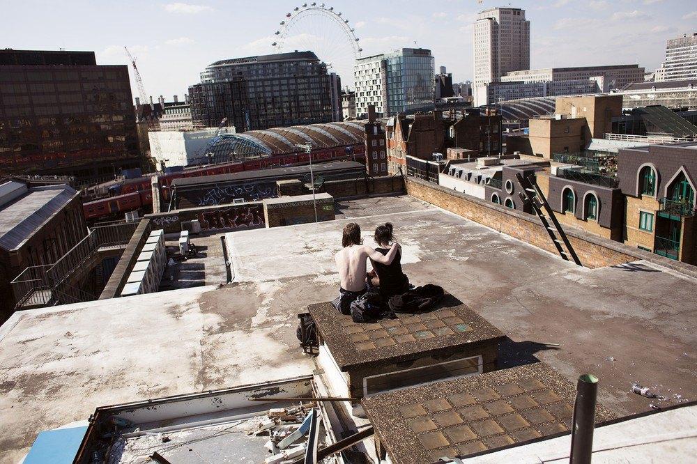 Гид по лондонским сквотам в фотопроекте Коринны Кёрн. Изображение № 2.