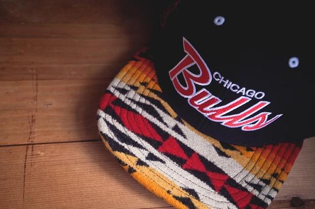 Genesis Project совместно с Pendleton выпустили коллекцию кепок с символикой команд НБА. Изображение № 2.