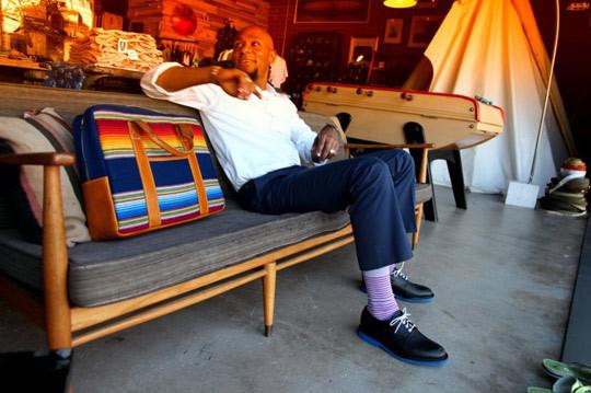 Изображение 2. Коллекция обуви Union x Mark McNairy.. Изображение № 2.