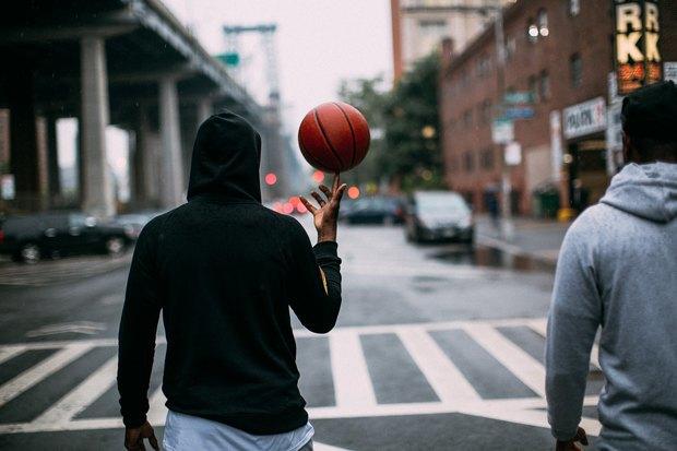 Участники Sneakerhead и Streetball Store Team запустили собственную марку одежды. Изображение № 20.