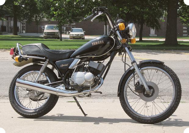 Начни с малого: 11 мотоциклов-малолитражек, для вождения которых не нужны права. Изображение № 4.