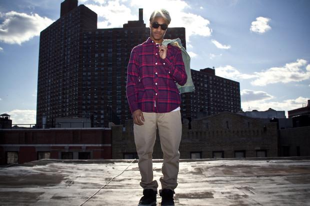Американская марка Mishka опубликовала лукбук весенней коллекции одежды. Изображение № 3.
