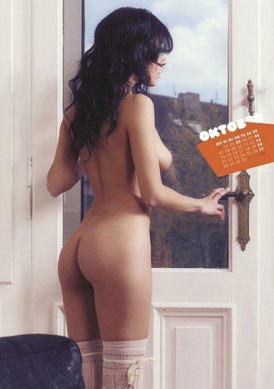 Фотограф Саймон Больц опубликовал эротический календарь на 2013 год. Изображение № 11.