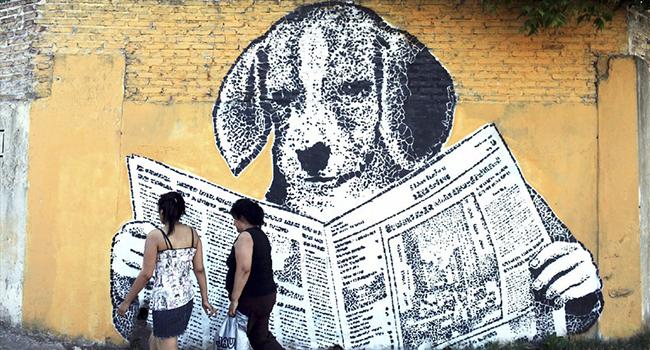 Google Street Art: Онлайн-музей граффити под открытым небом. Изображение № 12.