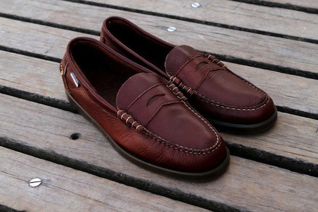 Sebago представили линейку весенней обуви. Изображение № 1.