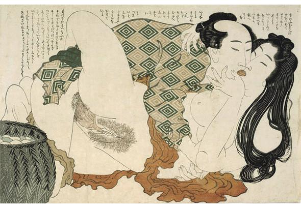 Хокусай «Цветок адониса», 1815, гравюра по дереву. Изображение № 3.