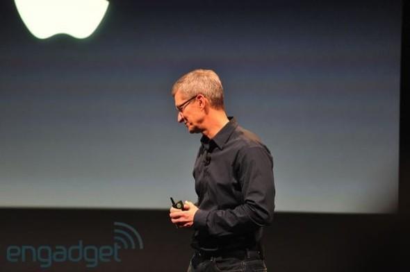 Прямая трансляция презентации нового iPhone. Изображение № 48.