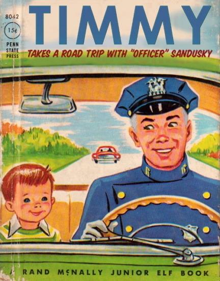 Иллюстратор Боб Стэйк создал пародии на обложки старых детских книжек   . Изображение № 9.