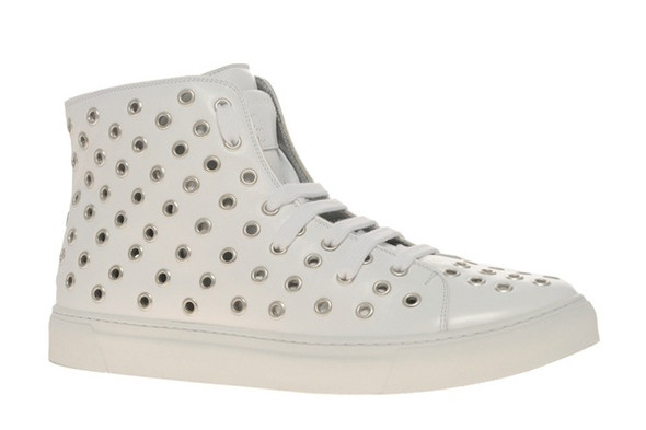 Marc Jacobs High Holie Riveted Trainers, £305 . Изображение № 7.