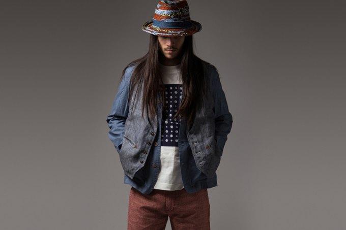 Марка Garbstore опубликовала лукбук весенней коллекции одежды. Изображение № 2.