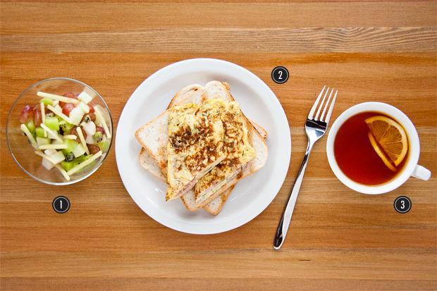 Похмельный завтрак: «Утро в Хэмпшире». Изображение № 2.