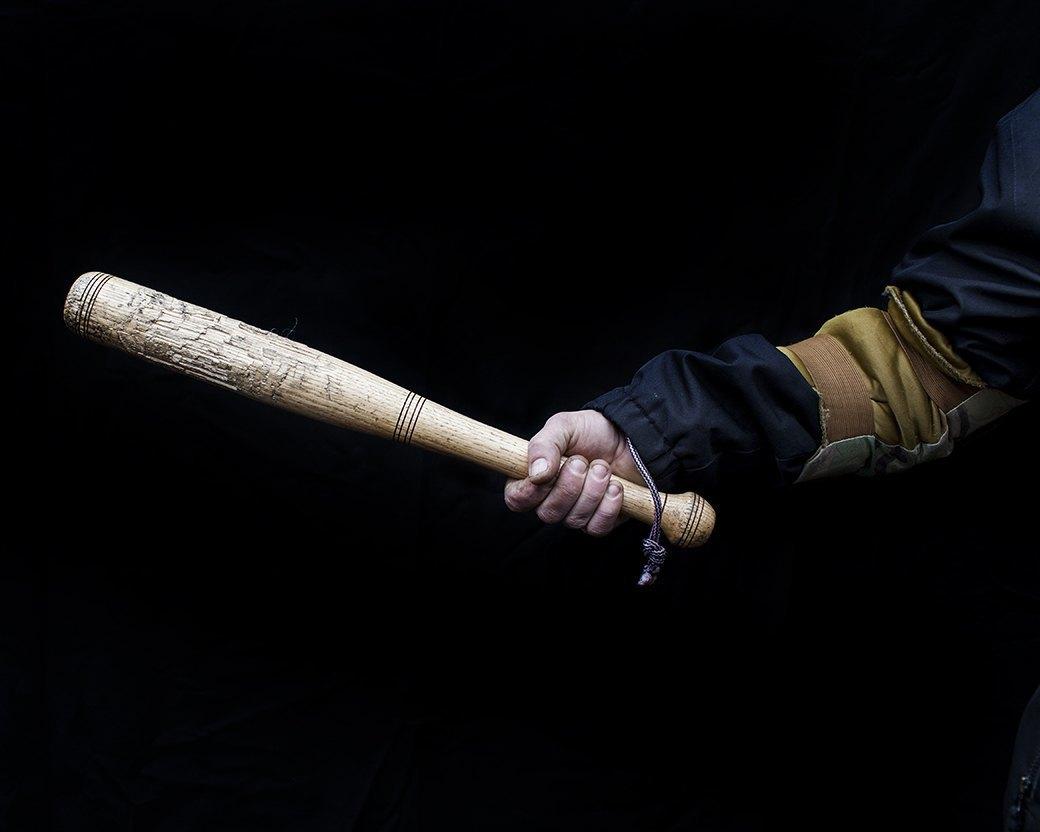 Фотопроект: Самодельное оружие украинской революции. Изображение № 12.