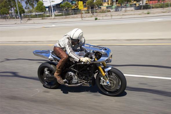 Дженерал Моторс: 10 самых авторитетных мотомастерских со всего мира. Изображение №87.