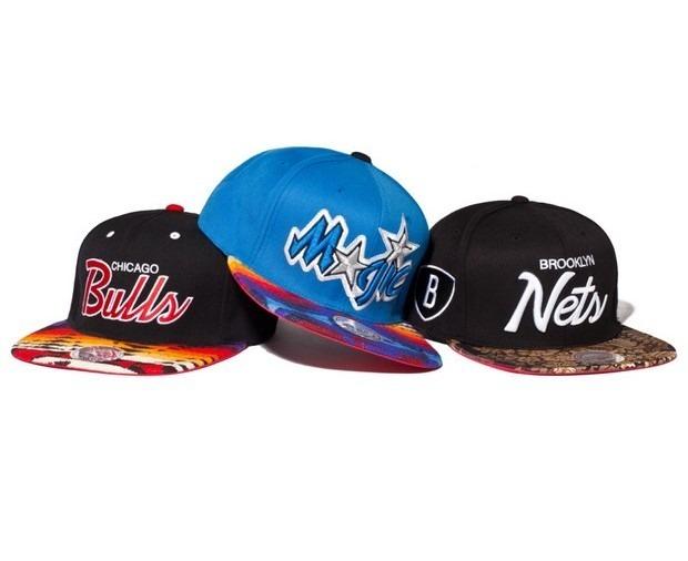 Genesis Project совместно с Pendleton выпустили вторую коллекцию кепок с символикой команд НБА. Изображение № 2.
