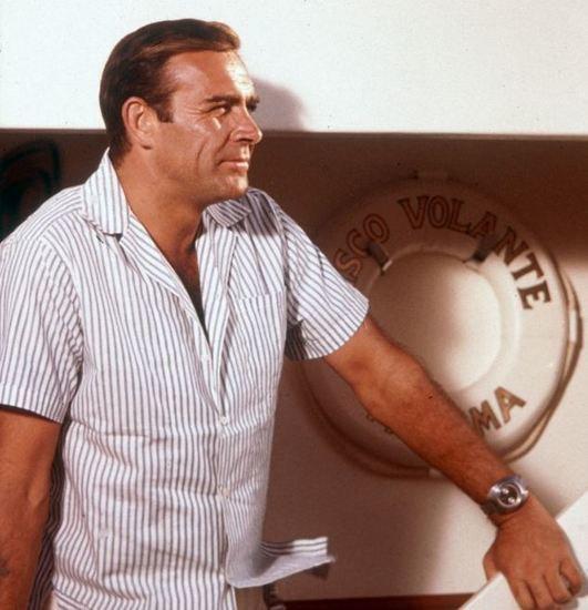 Часы Джеймса Бонда с дешевой барахолки попали на престижный аукцион. Изображение № 2.