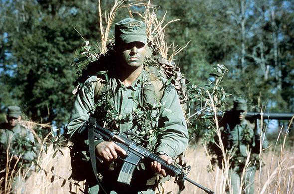 Военная кепка в военных условиях. Изображение № 24.