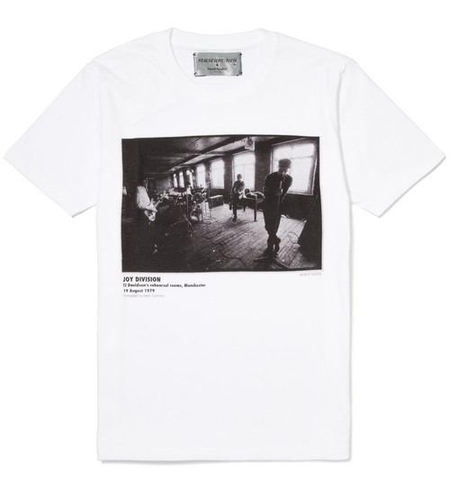 Японская марка Museum Neu выпустила коллекцию одежды, посвященную Joy Division. Изображение № 6.