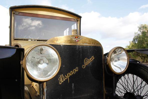 Старейший в мире спорткар выставлен на продажу. Изображение № 6.